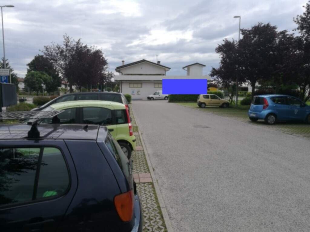 AREA Parcheggi in Via Cavalieri di Vittorio Veneto